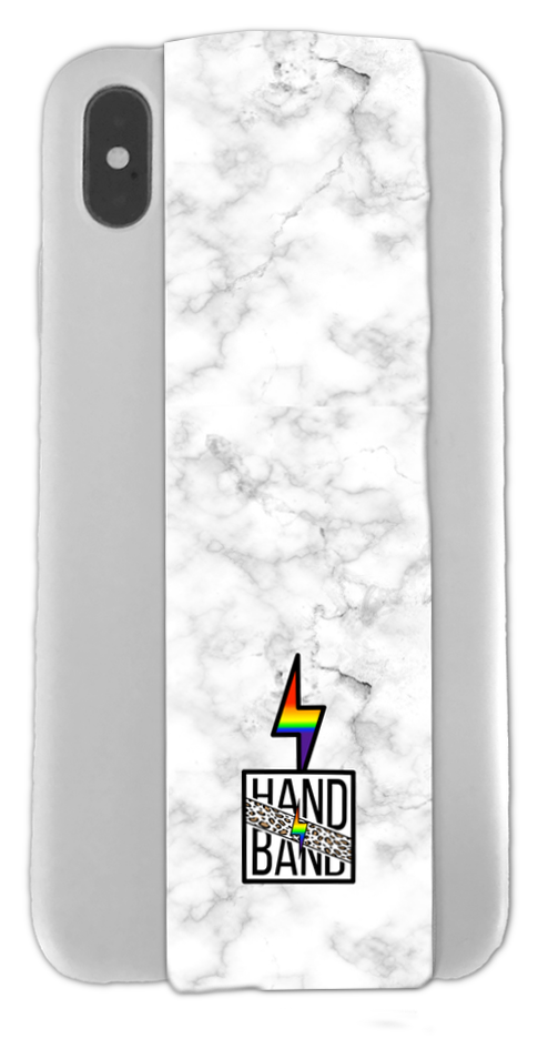 HandBand, Design for Your Smartphone, iPhone, Android: Classic Marble