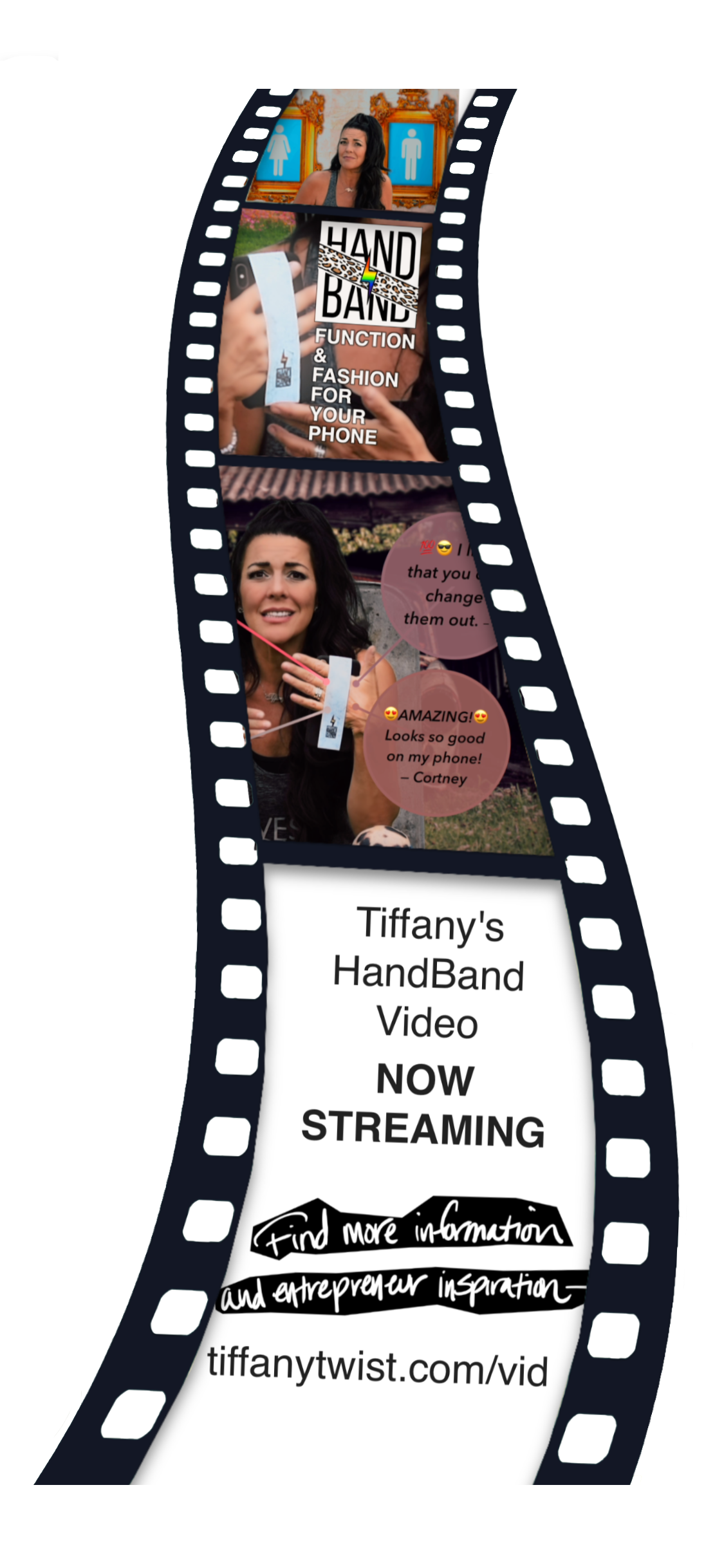 HandBand Video Tiffany Twist